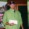 Winner--Second Place Longest Drive Hole 11: Chris Smith